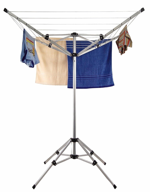 Wäschespinne mit Füßen / Ständer für Balkon oder Camping aus ...