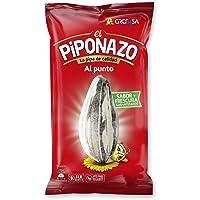 Grefusa Pipas, Semillas de Girasol, 170g, Pack