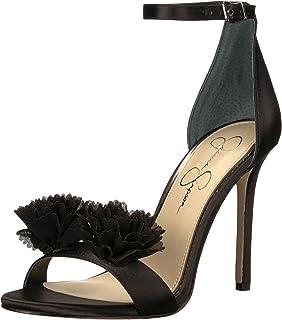 bead11d744a Amazon.com | Jessica Simpson Women's Remyia Pump | Heeled Sandals