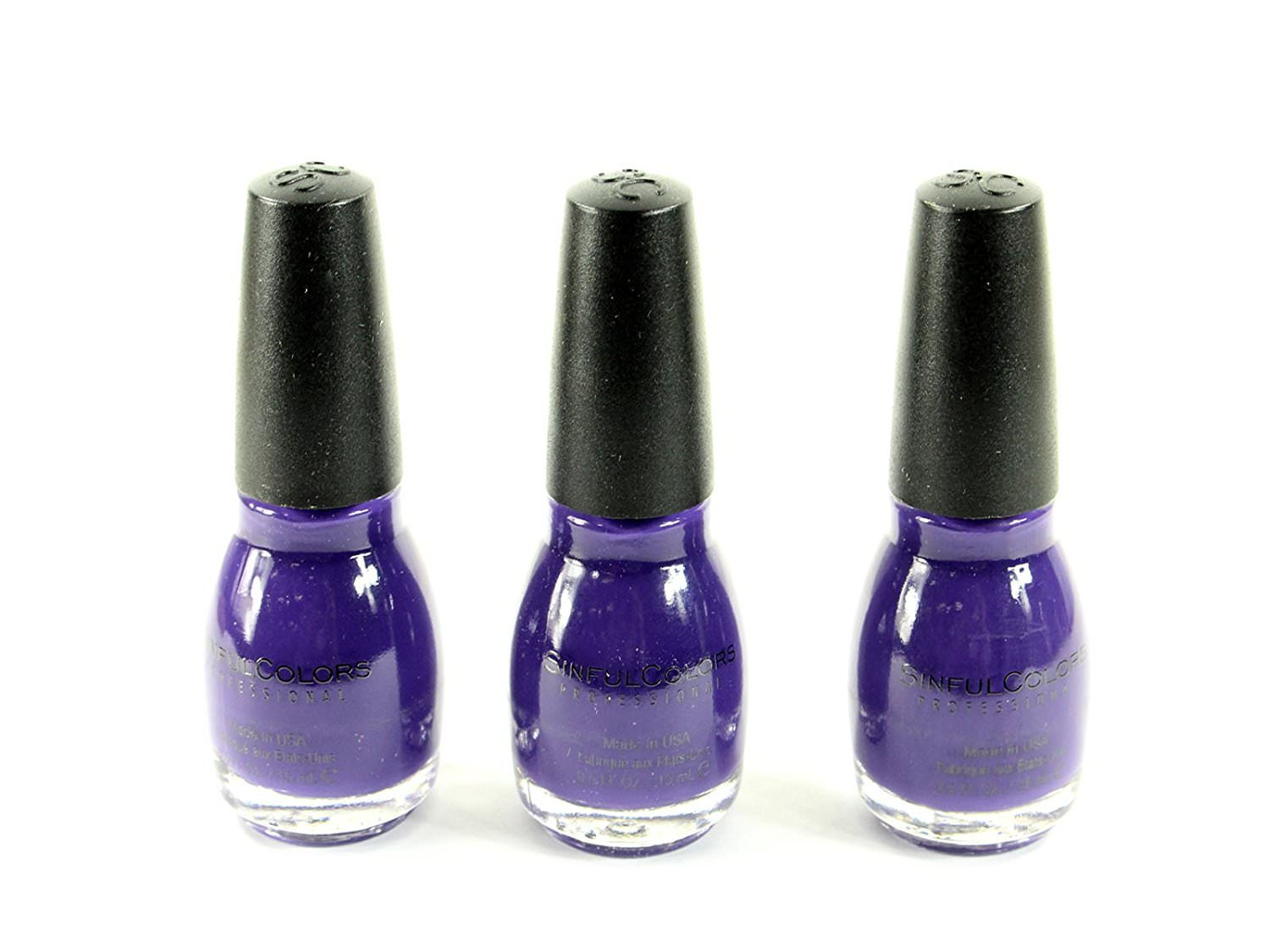 Amazon.com: Sinful Colors Professional Nail Polish for beautiful ...