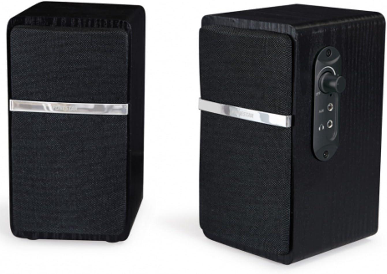 Pareja de Altavoces Fonestar Bluetooth 2x10W
