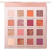 Makeup 16 Eyeshadow Palette, Palette Shimmer Shiny Matte Desert Rose Multi-Purpose Eye Shadow Set, Daily Matte Shimmer…