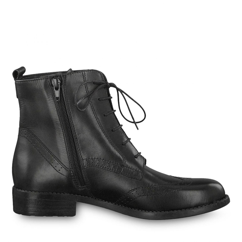 Amazon Pour Noir 25122 Femme Noir 1 29001 Bottes Tamaris qTI8xgSw6