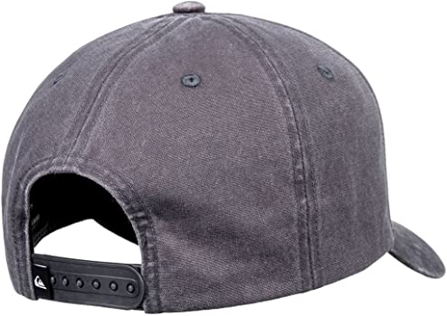 Quiksilver - Gorra Ajustable - Hombre - One Size - Negro: Amazon ...
