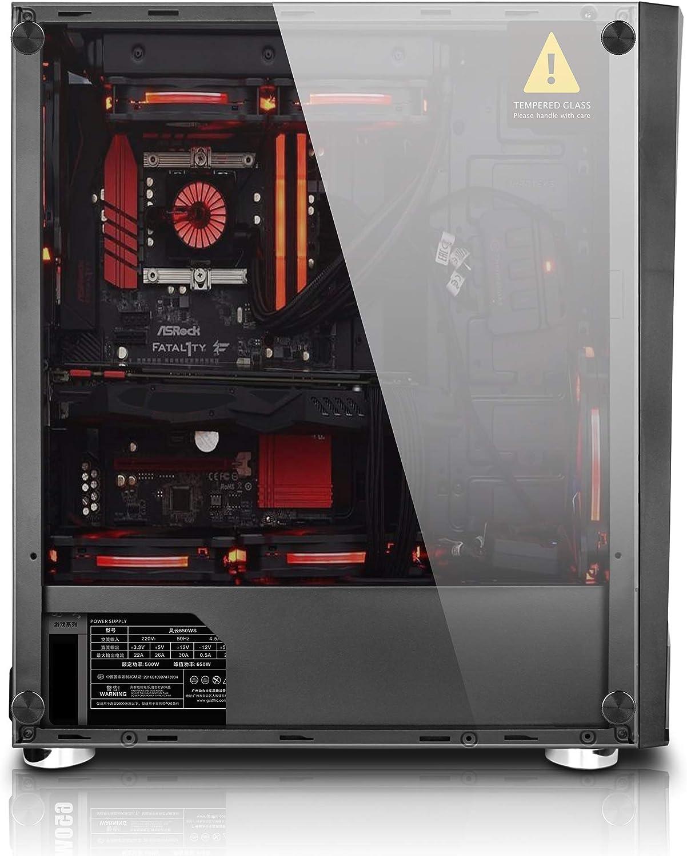 1St Player Rainbow R7 Midi Tower 3x RGB Fan