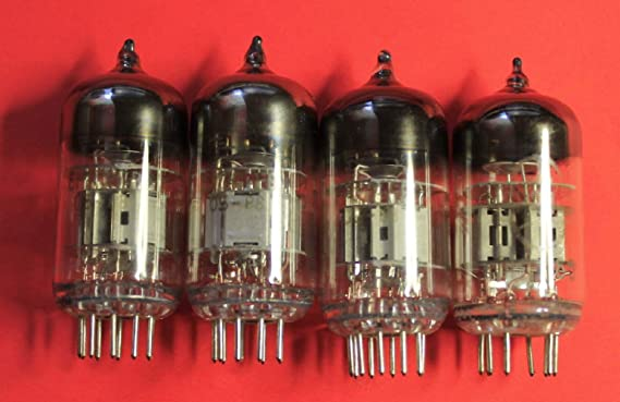 6V Heater NOS ECC83 12AX7 2pcs Russian Vacuum Tube Valve 6N2P