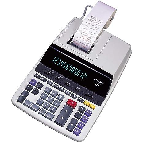 Amazon.com: Sharp el2630piii estándar función Calculadora ...