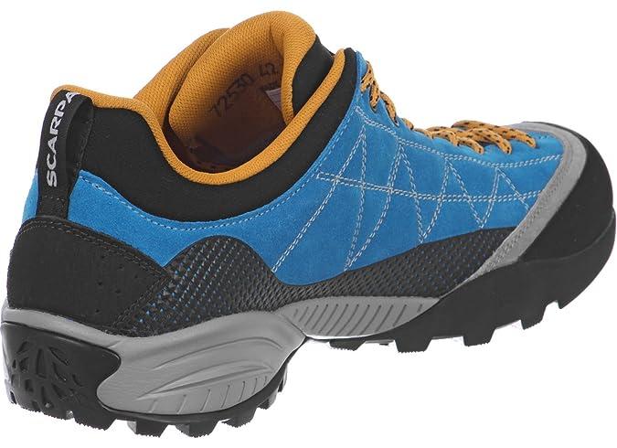 Scarpa Zen Pro Scarpe avvicinamento 41,5 azure/orange