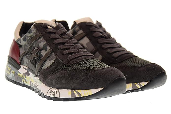 Premiata Lander 2348 sneakers mimetica | Grimandi calzature shop