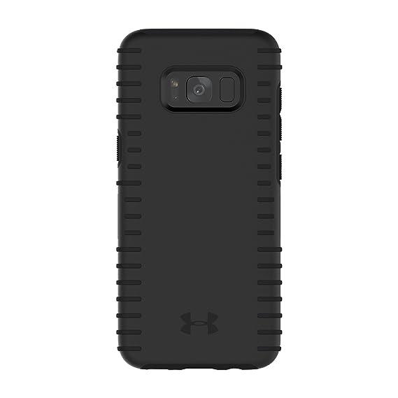 dobra obsługa Data wydania: oficjalna strona Under Armour UA Protect Grip Case for Samsung Galaxy S8 - Black/Black