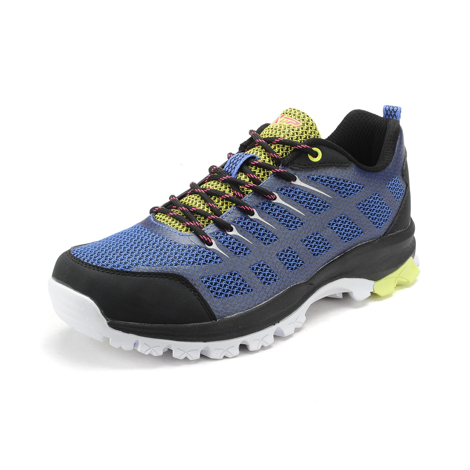 XUP Men's Textile + Synthetic Trail Hiking Shoes