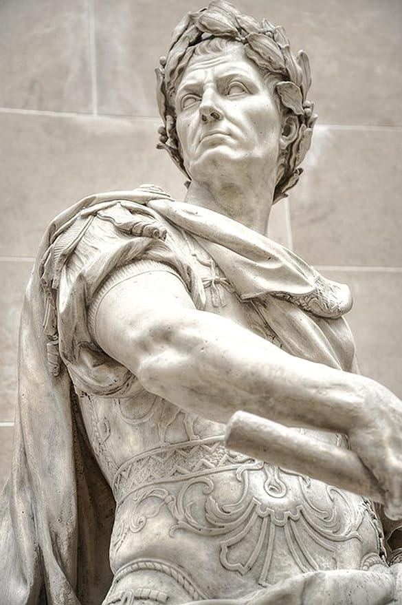24x36 Caesar Sculpture Fine Art Poster