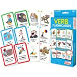 Junior Learning Verb Flashcards