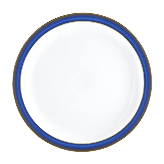 sc 1 st  Amazon.com & Amazon.com: Denby Imperial Blue Dinner Plate: Kitchen u0026 Dining