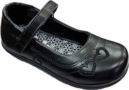 girls slip on shoes for school
