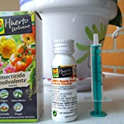 Compo Neemic Insecticida Polivalente, para Plantas Ornamentales ...