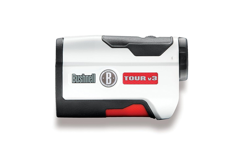 Entfernungsmesser Golf Bushnell Tour V3 : Bushnell tour v entfernungsmesser golf unisex erwachsene weiß