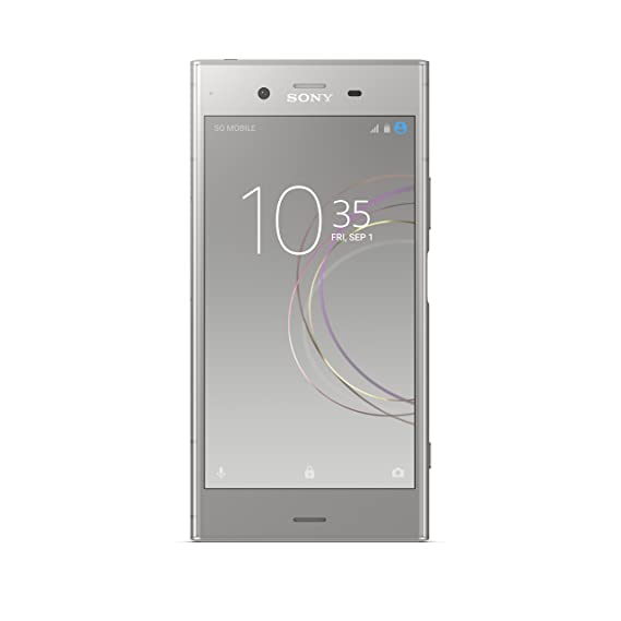 ff2283b514d Sony Xperia XZ1 Factory Unlocked Phone - 5.2 quot  Full HD HDR Display -  64GB -