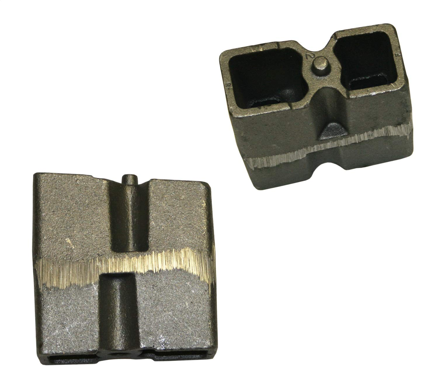 RB255 Skyjacker 5.5 5/° Off-Center Pinned Ductile Iron Rear Lift Block