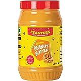 Feasters Peanut Butter Creamy Jar, 1kg