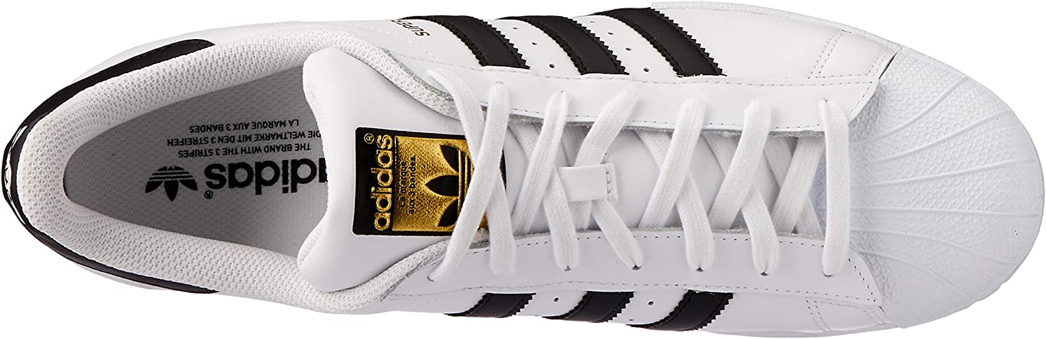 adidas Superstar Foundation Herren Sneakers Weiß Ftwr White Core Black Ftwr White