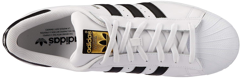 a4fcdca9b6cf adidas Superstar, Scarpe da Ginnastica Basse Uomo: Amazon.it: Scarpe e borse