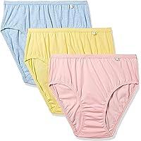 jockey womens Hipster Lt. Multicolor Panties Pack of 3
