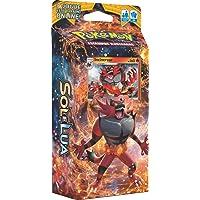 Jogo de Cartas Pokémon Deck Sol e Lua Copag