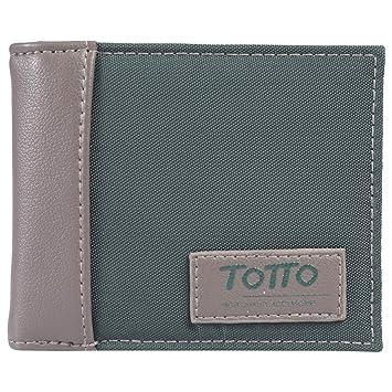 Totto - Cartera hombre - Halvo - Nueva Colección: Amazon.es: Oficina y papelería