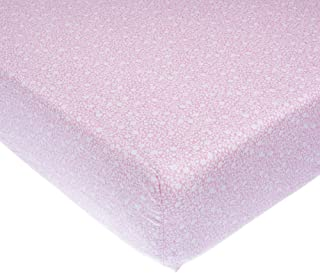 product image for Glenna Jean Fitted Sheet, Pink Print