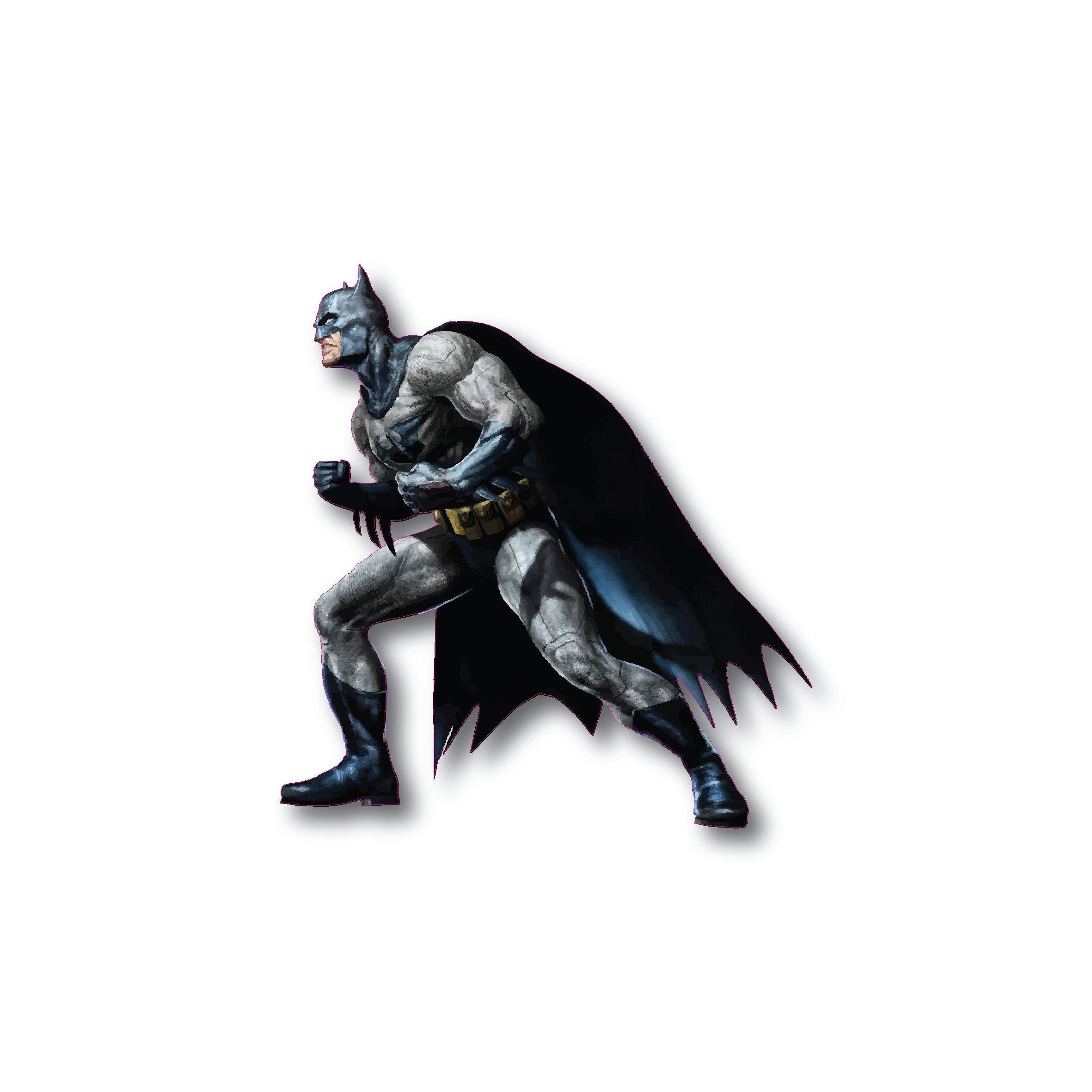 Batman Ironman Superman Flying ironman macbook sticker marvel sticker Spiderman by decorsfuk.co decals for macbook