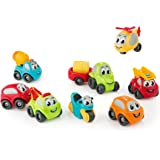 Smoby 120203 -  Vroom Planet Mini-Flitzer Collector Box