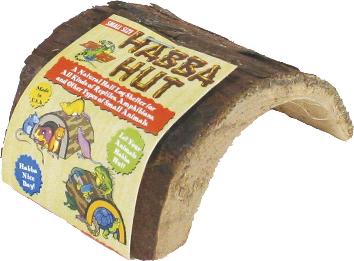 Zoo Med Habba Hut Cachette pour Terrarium Taille L HHL