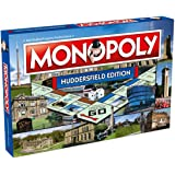 Winning Moves 033305 Huddersfield Monopoly, Multi-Colour