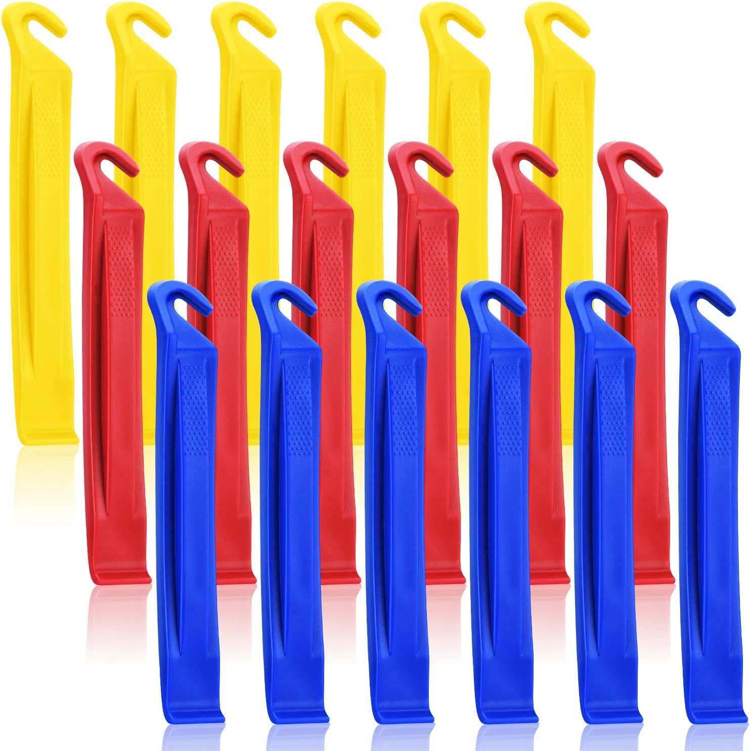 Details about  /3X Cycling Bicycle Nylon Tire Tyre Lever Bike Repair Opener Breaker Tool KN