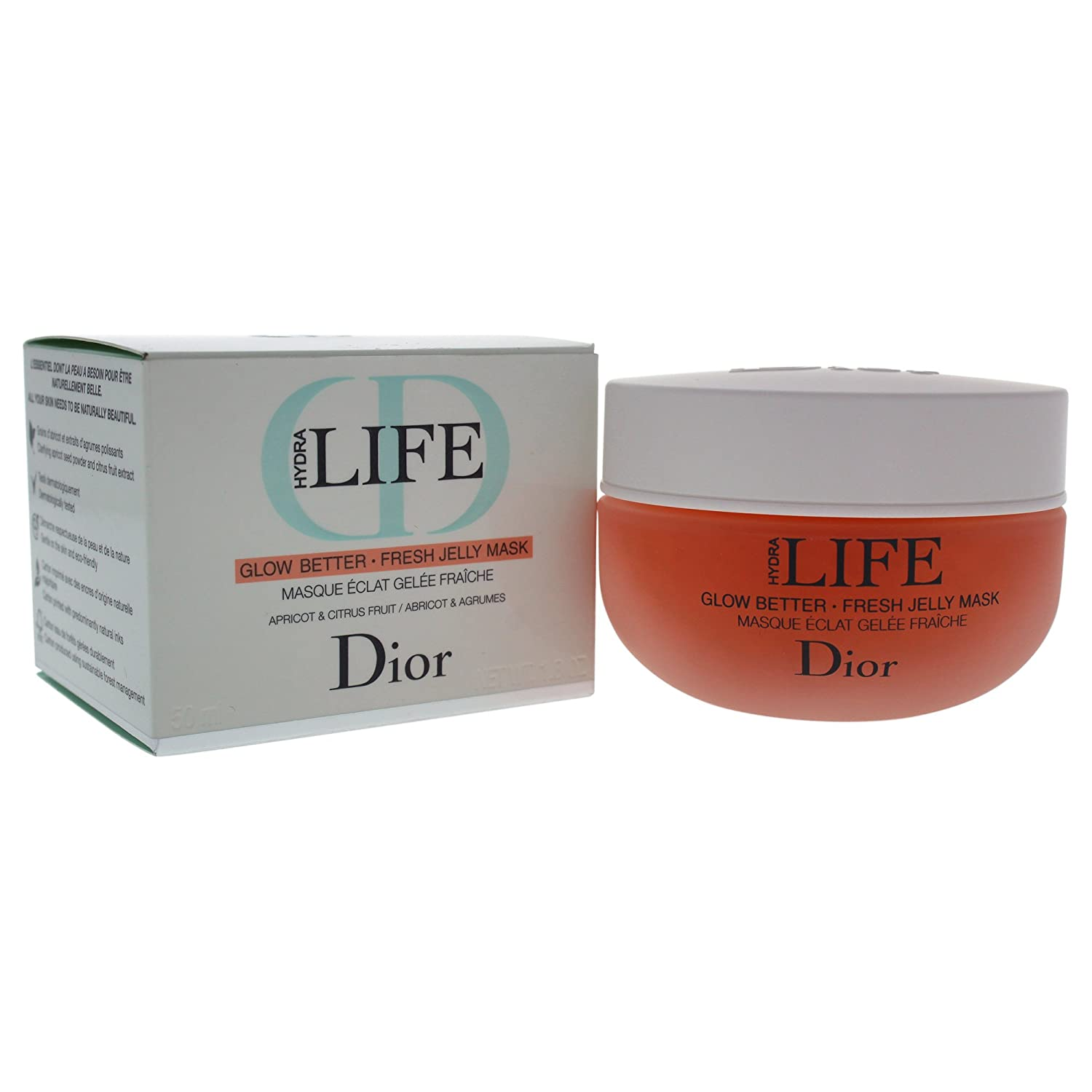 Hydra Life Glow Better Fresh Jelly Mask by Dior #19