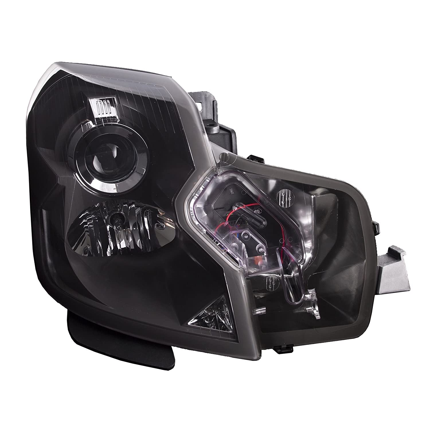 Depo 332 11a9r Ash2 Headlight Assembly Cadillac Cts 03 Wiring Harness 07 Assemblywith Hid Passenger Side Automotive
