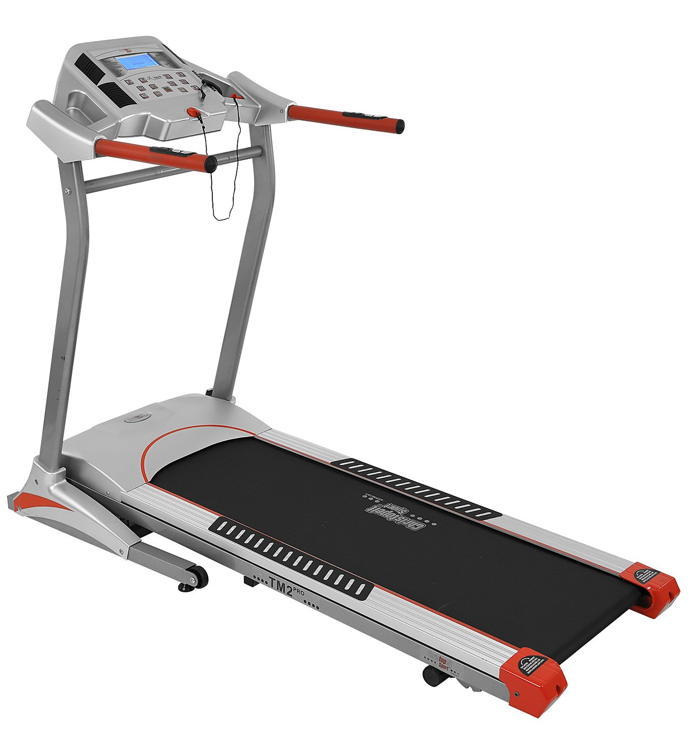 Christopeit Laufband TM 2 Pro - Cinta de Correr para Fitness ...