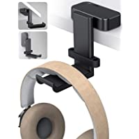 Lamicall Soporte para Auriculares Ajustable - Negro
