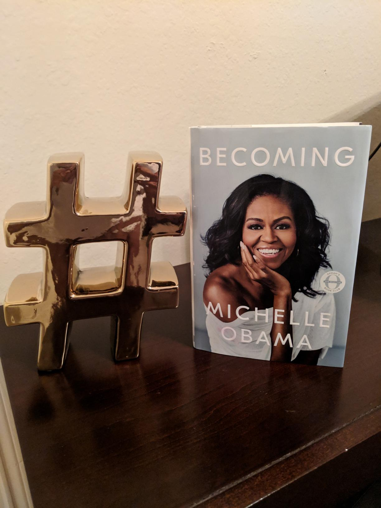Becoming Book: Compelling And Worth Reading 3