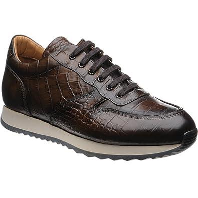 À Chaussures Pour Estoril Homme Herring Marron Lacets Ville De BZvgxInwzq