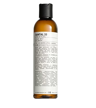 b384715492e42 Le Labo Santal 33 Shower Gel - 8 oz./237ml