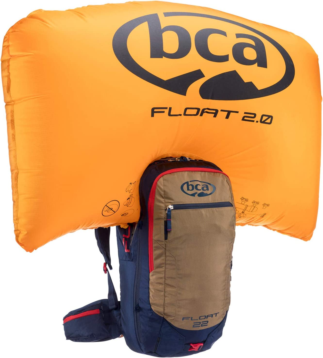 bca Float 2.0 Lawinenrucksack
