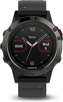 Garmin Fenix 5 Mountain Bike GPS