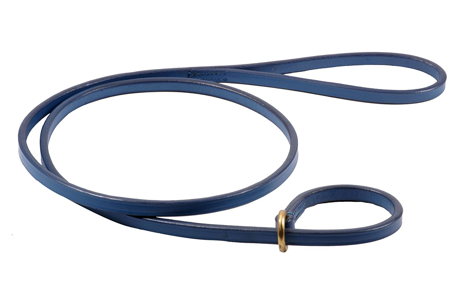 bluee Alvalley Flat Slip Lead for Dogs 3 16 in x 4ft