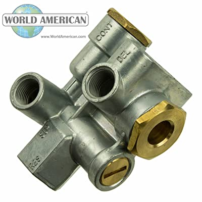 World American WA110500 Spring Brake Valve: Automotive