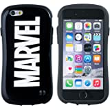 iPhone6s iPhone6 ケース カバー MARVEL マーベル iFace First Class 正規品 / ロゴ / ブラック