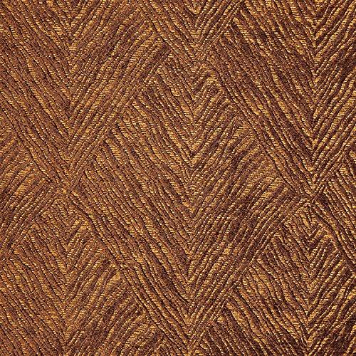 Upholstery Novelty Chenille Fabric Pattern Striation Bark by Alaxi (Striation Patterns)