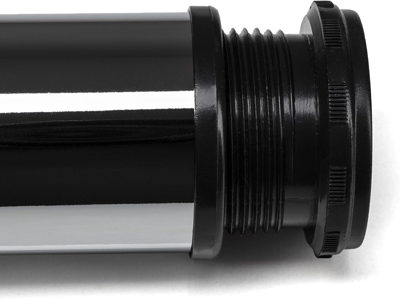 SO-TECH/® Pata de MuebleJIM Cromado /Ø 50 mm Alto 60 mm Capacidad de Carga muy Alta