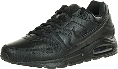 amazon nike air max command leather noir